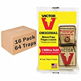 Victor M156 Metal Pedal Mouse Trap...