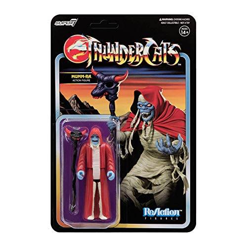 Super7 Thundercats: Old Mumm-Ra Reaction Figure