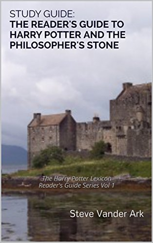 Study Guide: The Reader's Guide to Harry Potter and the Philosopher's Stone: The Harry Potter Lexicon Reader's Guide Series Vol 1 (English Edition)
