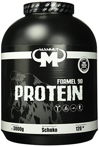 Mammut Formel 90 Protein, Schoko, 3000 g Dose