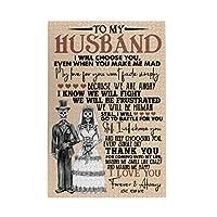 夫へ Husband 1000個の 木製ピース ジグソーパズル ワンピース (50x75cm) ジグソーピース 立体パズル 木製ジグソーパズル 人気 おもちゃ 積み木 木のパズル