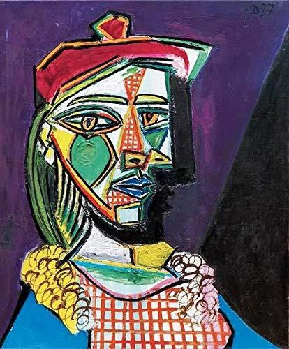 5d diy painting Famosa pintura Picasso Mujer boina