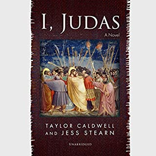 I, Judas audiobook cover art
