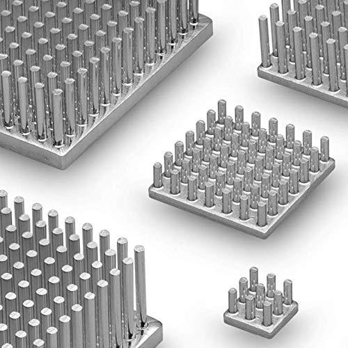 Fischer Elektronik ICK S 36 x 36 x 10 (2 Unidades)
