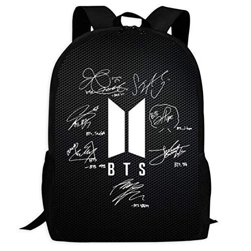 WeiTao B-TS School Backpack Children Cool Lightweight Bookbags Teenage Bag