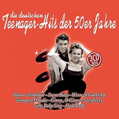 Teenager Hits Der 50er Jahre [Import]
