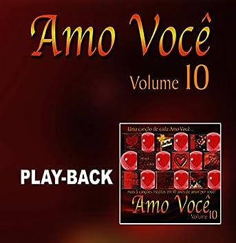Amo Você Vol.10 (Playback)