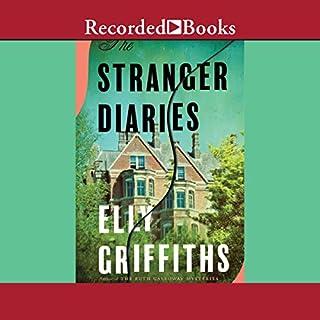 The Stranger Diaries cover art