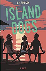 Island Dogs by BM Simpson book cover