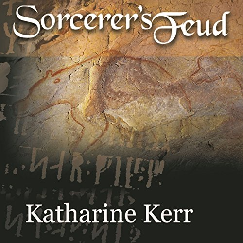 Sorcerer's Feud audiobook cover art