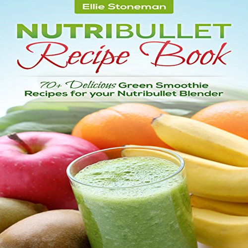 Weight Loss Smoothie Recipe Book audiobook cover art