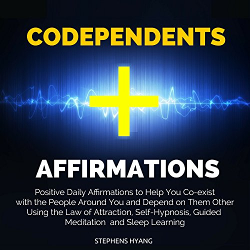 Codependents Affirmations audiobook cover art