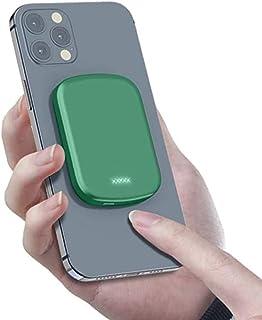 15 w magnetisk powerbank 10 000 mah, 20 wpd snabb mobiltelefonladdare, används för backup-ström, kompatibel med iPhone 12/...