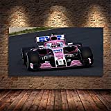 liuguangyicai Posters and Prints Canvas Painting Pictures Cars F1 Motorsports Car Wall Art Frameless Home Decor Quadro Affiche Unframed A758 40X60Cm