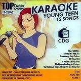 Top Tunes Karaoke CD+G Young Teen Vol. 4 TT-260-v2