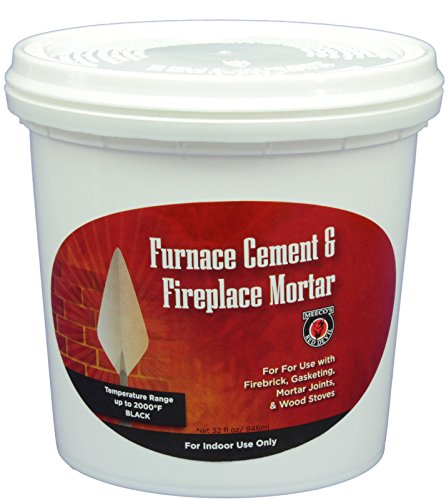 MEECO'S RED DEVIL Furnace Cement and Fireplace Mortar (3 Pack)