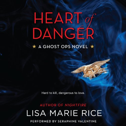 Heart of Danger audiobook cover art