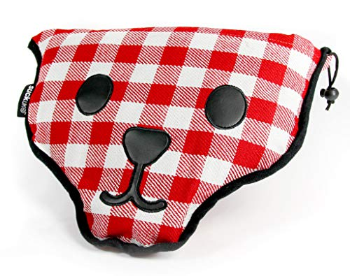 Suck UK Bear Skin Portable Picnic Blanket-Machine Washable, Waterproof...