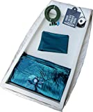 Leichtwasserbett Wassermatratze - Komplettset f. Lattenrost...