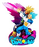 banpresto Dragonball Super estatuas, Idea regalo, personaje, Multicolor, 82403