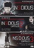 Pack Insidious 1+2+3 [DVD]