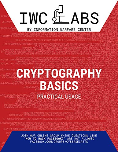 Cryptography Basics & Practical Usage (IWC Labs Attack Book 1)