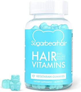 SugarBearHair Vitamins, 60 Count (1 Month Supply)