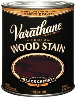 Varathane 241411H Premium Wood Stain, Quart, Black Cherry