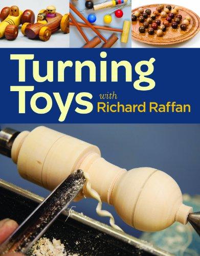 Turning Toys with Richard Raffan (English Edition)
