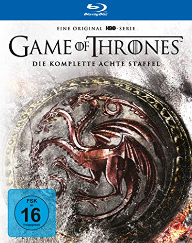 Game of Thrones: Die komplette 8. Staffel Digipack [Blu-ray] (exklusiv bei amazon.de)