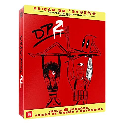 Deadpool 2 [Blu-Ray Steelbook]