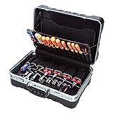 Bernstein Werkzeug Service-Koffer Teledata mit 80 Werkzeugen 6700