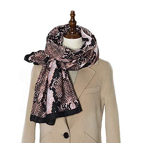 SFBBBO schal Damen 2021 Mode Tier Leopard Dot Fringe Viskose Baumwolle Schal Schal Frauen Hochwertige Herbst Winter Wrap Hijab 2