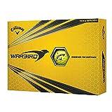 Callaway Warbird Pelotas de golf Unisex adulto, amarillo, Única