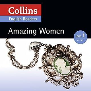 Amazing Women: A2 (Collins Amazing People ELT Readers) Titelbild