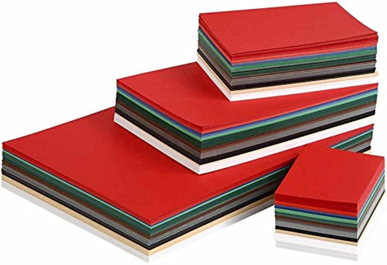 promocionales de incentivo Tarjeta Tarjeta Tarjeta de Navidad, A3+A4+A5+A6, 180 g, Colors variados, 1500 hojas  Tu satisfacción es nuestro objetivo