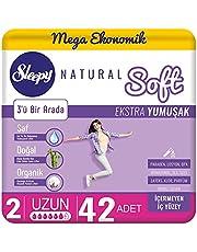 Sleepy Natural Soft Extra Yumuşak Uzun, 42 Adet