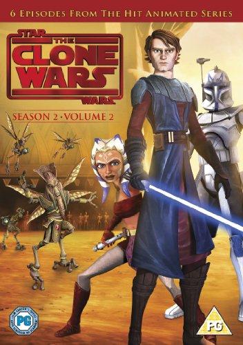 Star Wars - The Clone Wars - Series 2, Vol. 2