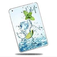 Sepikey iPad Pro 11 2018/iPad Pro 保護ケース,スリム ハード アンチダスト 耐久性 クリア TPUラバー 耐震性 指紋防止 スリム ハード 保護ケース iPad Pro 11 2018/iPad Pro Case-涼しい夏2