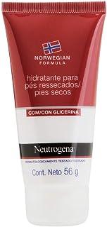 Hidratante Para Pés Norwegian, Neutrogena, 56g