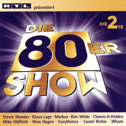 Die 80er Jahre Show/Die Deutsche (Doppel-CD)