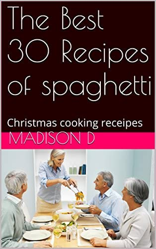 The Best 30 Recipes of spaghetti Christmas cooking receipes product image