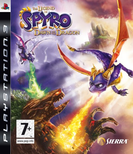 [Import Anglais]The Legend of Spyro Dawn Of The Dragon Game PS3