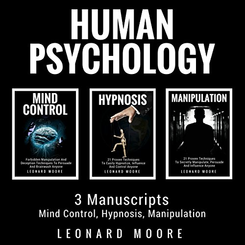 Human Psychology: 3 Manuscripts audiobook cover art