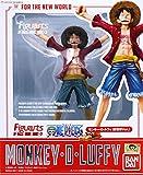 One Piece Figuarts Zero Monkey D Luffy For The New World Bandai figure
