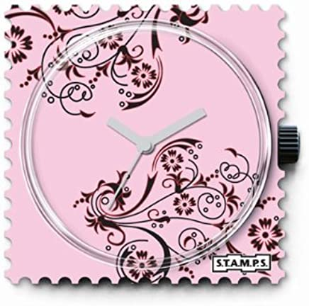S.T.A.M.P.S Single Watch Face Baby Pink