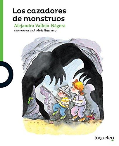 Los Cazadores de Monstruos / Monsters Hunters: Spanish Edition: RICARDETES (Serie Verde: Colección Ricardetes/ Ricardetes Collection)