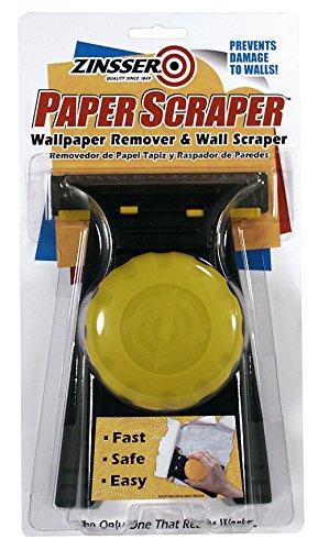 Zinsser Paper Scraper 4-12 in. W Steel Fixed Wallpaper Remover