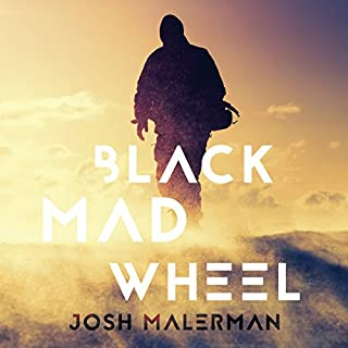 Black Mad Wheel cover art