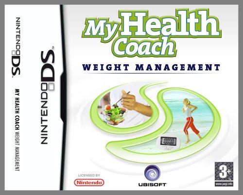 My Health Coach: Manage Your Weight (Includes An Exclusive Pedometer) (Nintendo DS) [Edizione: Regno Unito]